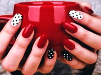 40 Romantic Valentines Day Nail Art Designs