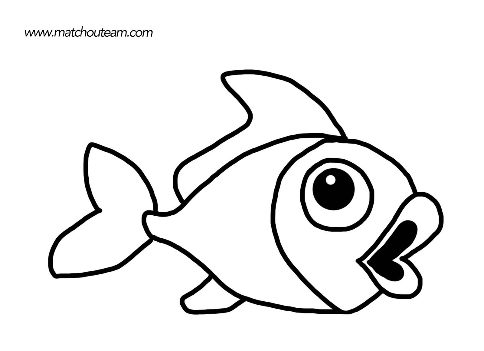 Dessin A Colorier Perroquet Coloriage à Dessiner Poisson Perroquet