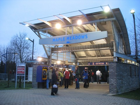 Maple Meadows Station