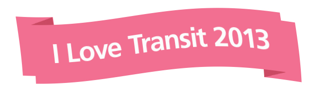 I Love Transit 2013