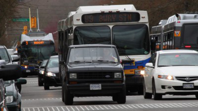 The second installment of Rethinking Transportation: New Voices, New Ideas is Feb 25, 2014!