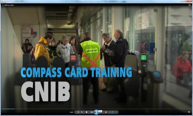 CNIB training
