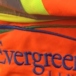 Evergreen vest!