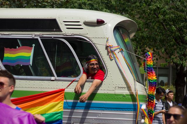 Pride Ian Spence