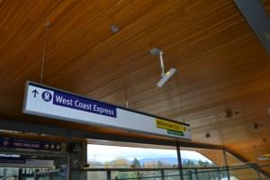 WCE signage