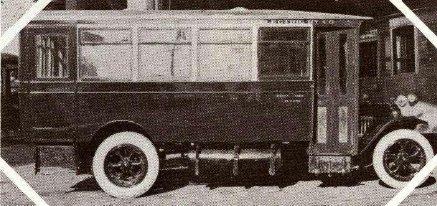first bcer bus 1923