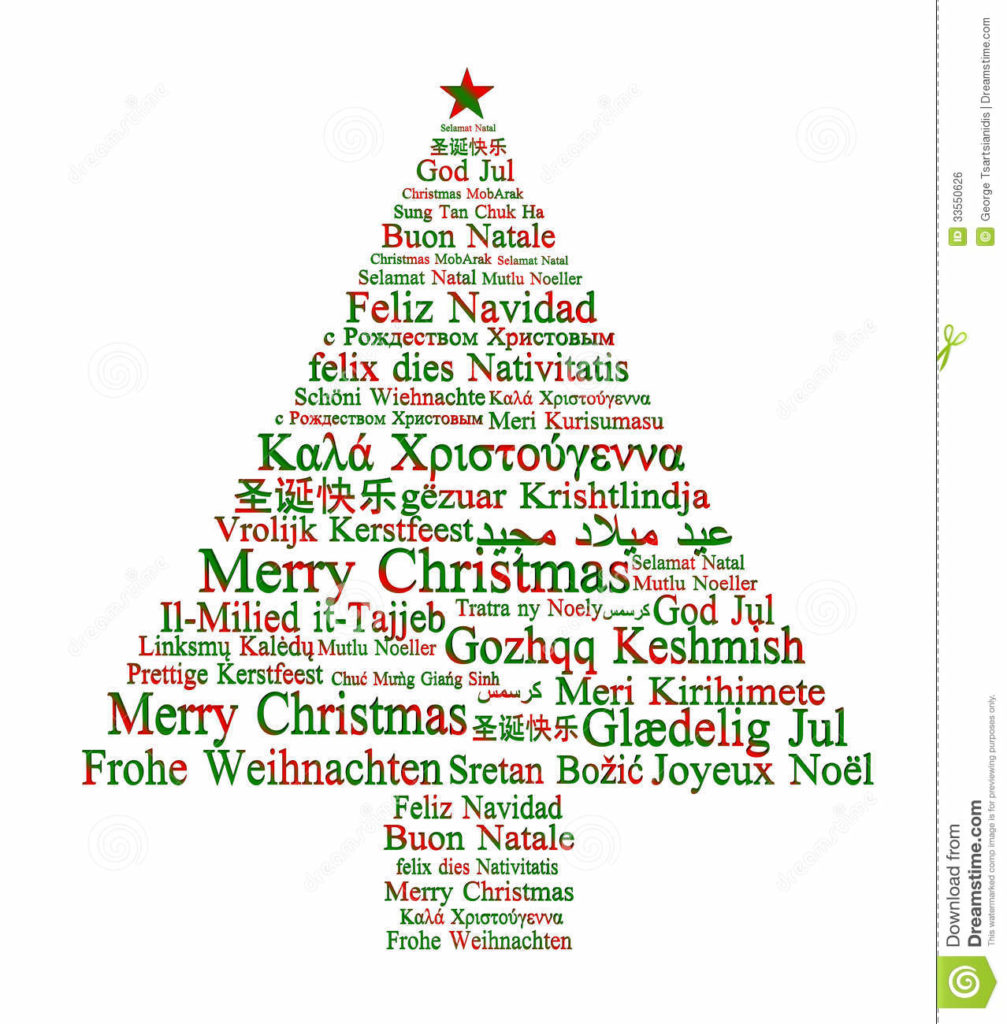 Frohe Weihnachten Tagalog How To Say Merry Christmas In Different Languages Buzz Ethiopia