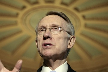 Senator Harry Reid Accused of Land Grab for Son's Interests