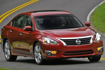 2014 Nissan Altima: A Great Car For Any Driver