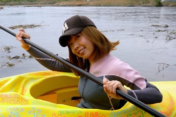 A Japanese artist has been arrested for making a vagina-kayak