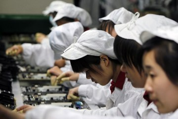 China's manufacturing activity has risen to an 18-month high
