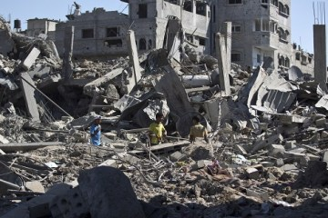Israel and Hamas have agreed to an unconditional ceasefire