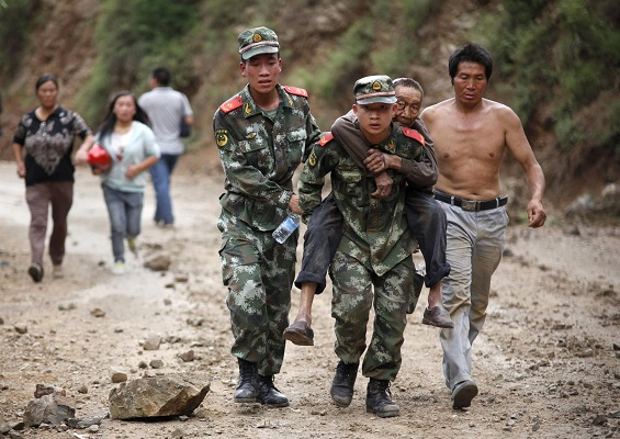 China earthquake death toll approaches 400 and continues to rise