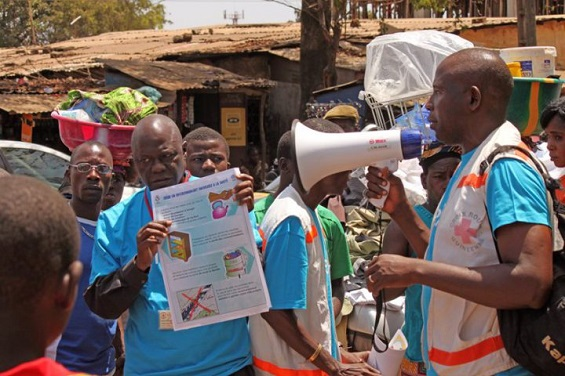 Angry mob attacks and kills 8 health workers in Ebola-afflicted Guinea
