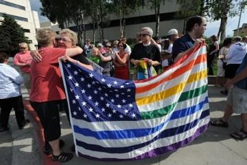 Alaska's same-sex marriage ban has been struck down