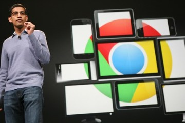 Sundar Pichai now controls most of Google's product divisions
