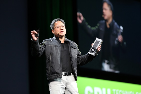 NVIDIA's CEO claims that the age of console gaming is over