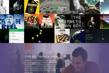 BitTorrent is currently developing a peer-to-peer browser