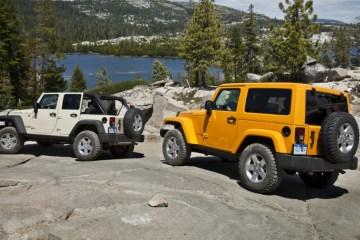 2015 Jeep Wranglers