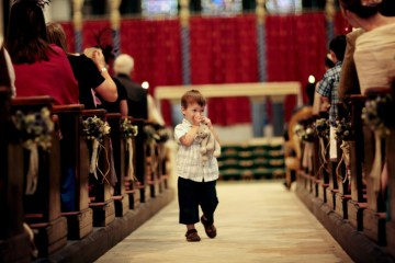 American Youth at Church