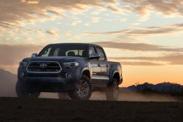 2016 Toyota Tacoma New