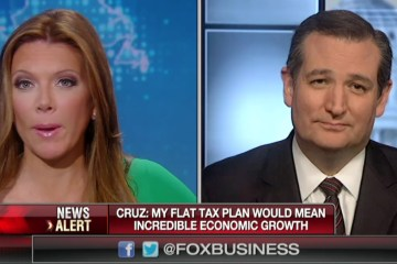 Ted Cruz Tax Plan