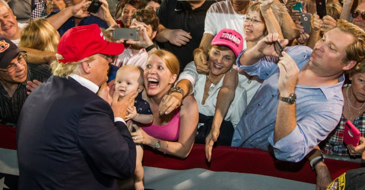 Donald Trump Cult of Personality