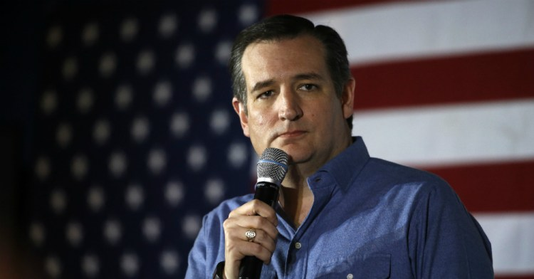 Ted Cruz Save America
