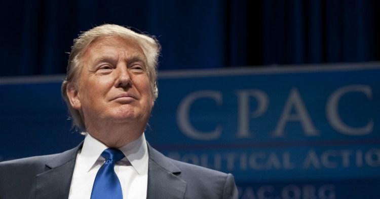 Donald Trump NeverTrump
