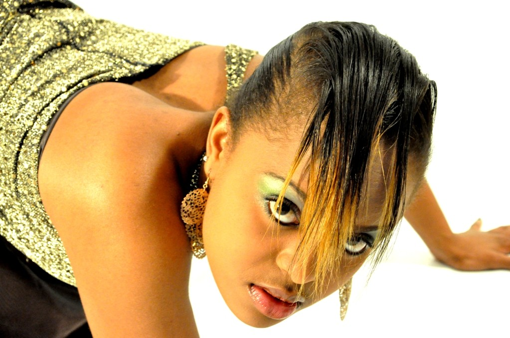 kenyan girl facial
