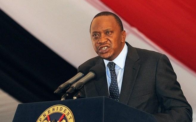 Uhuru Kenyatta 4