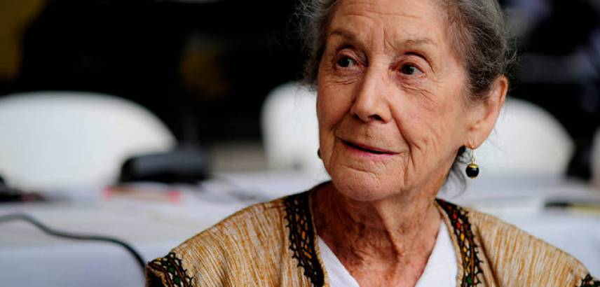 Nadine_Gordimer - South African writers