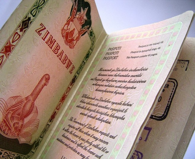 Zimbabwe_Passport