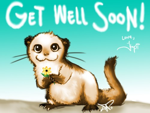 Medium Of Get Well Wishes After Surgery