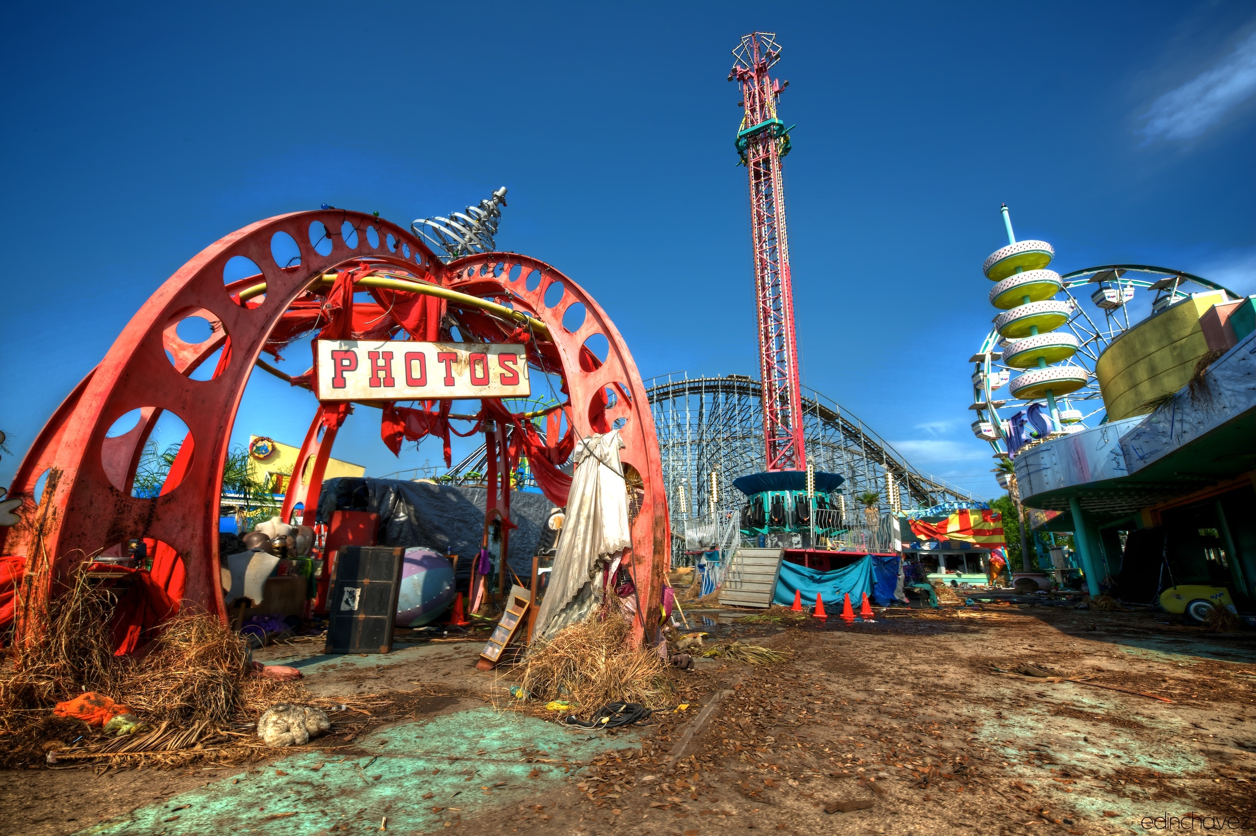 Six Flags Jazzland These 11 Abandoned Places Will Send Chills Down Your Spine