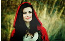 red riding hood, once upon time
