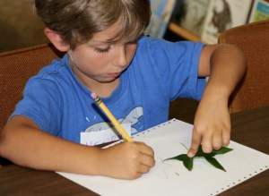 kids art day 2