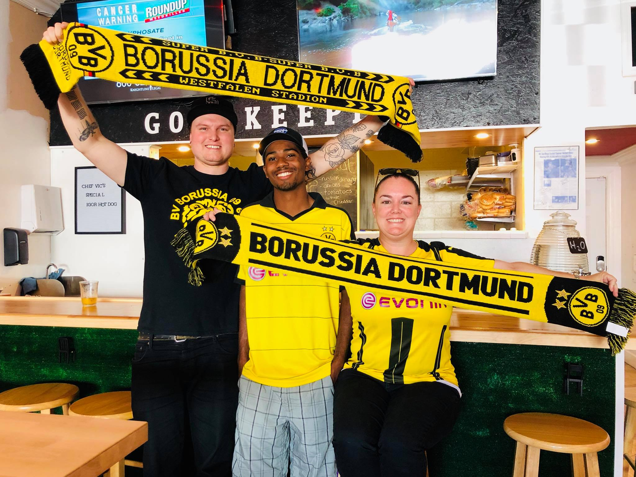 Facebook Dortmund Where To Watch La Oc And Sd Bvbla