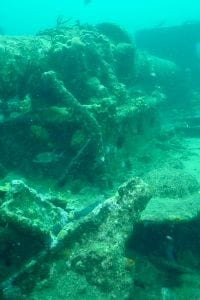 RMS Rhone - BVI Snorkelling