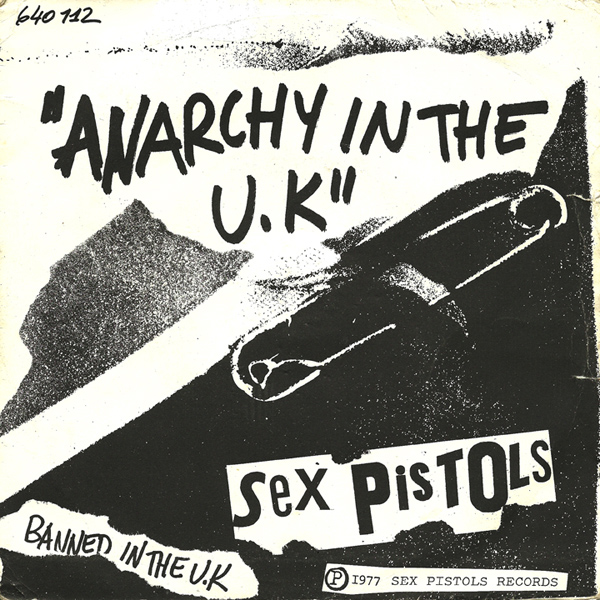 Sex pistols - anarchy in the uk foto 16