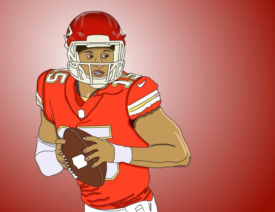 Cartoon Images Fall Wallpaper Swartz On Sports Welcome To The Mahomes Era Bvnwnews