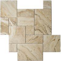 18x18 Travertine Tile - BV Tile and Stone