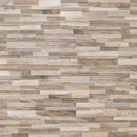 Wall Art 3D Wood Look Ledger Wall Tile