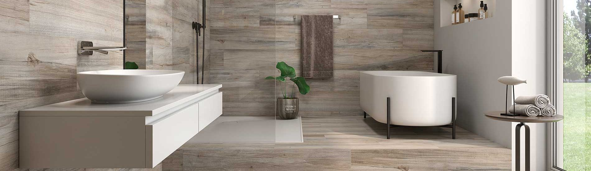 Wood Looking Tile Bathroom Jazz Wood Look Spanish Floor Wall Tile Bv Tile And Stone