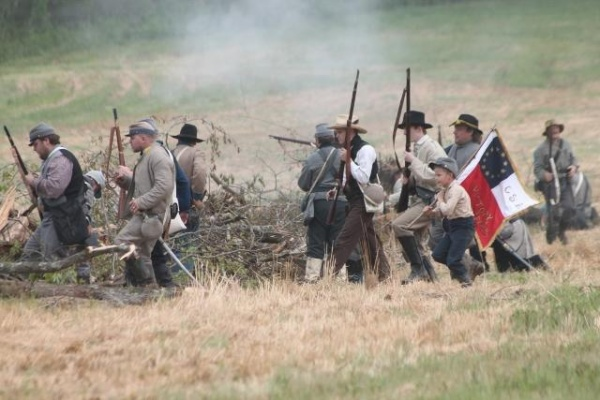 Village Of Hainesville Lake Countys Oldest Village Experience The Battle Of Triune And Civil War Life This