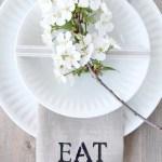 Bordkort og bordpynt til hverdag og fest