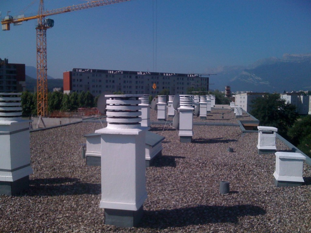 Entreprise Etancheite Toit Terrasse Marseille Refection Etancheite Terrasse R Fection D Une Tanch It