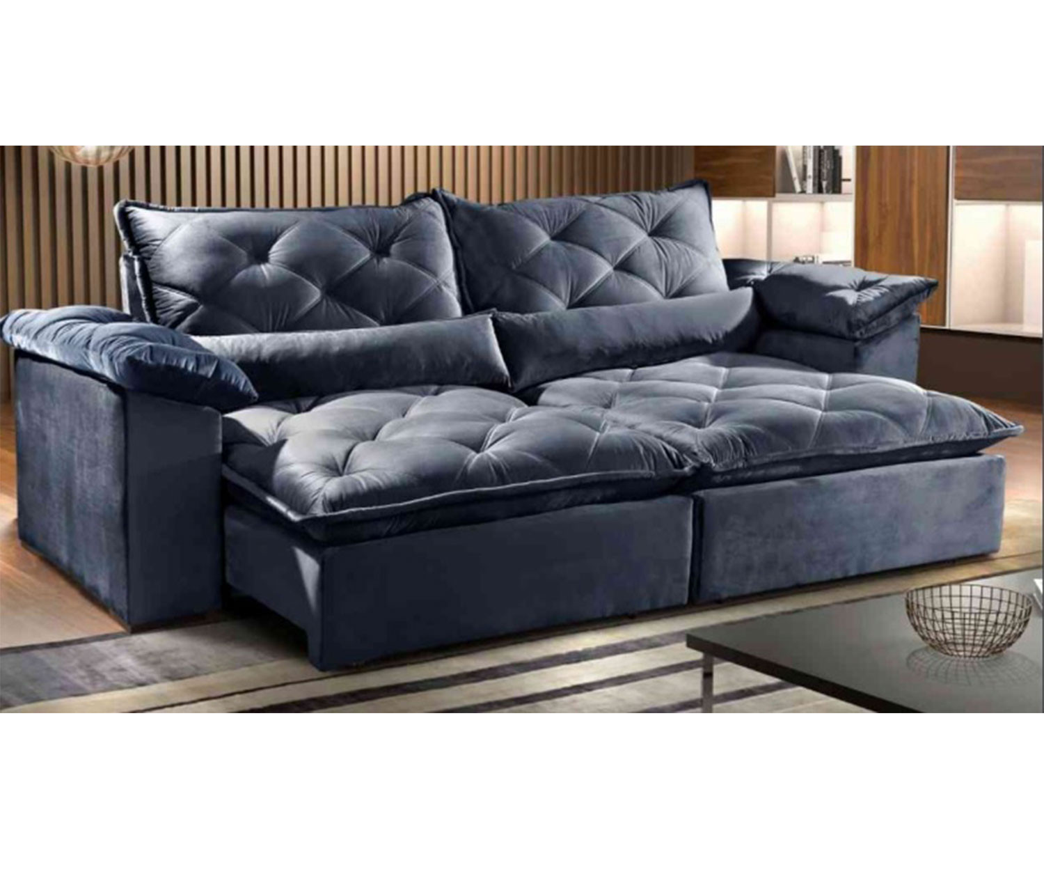 Sofa Retratil Uba Mg Sofa Retratil Reclinavel Athenas 2 10mts Até 2 90mts
