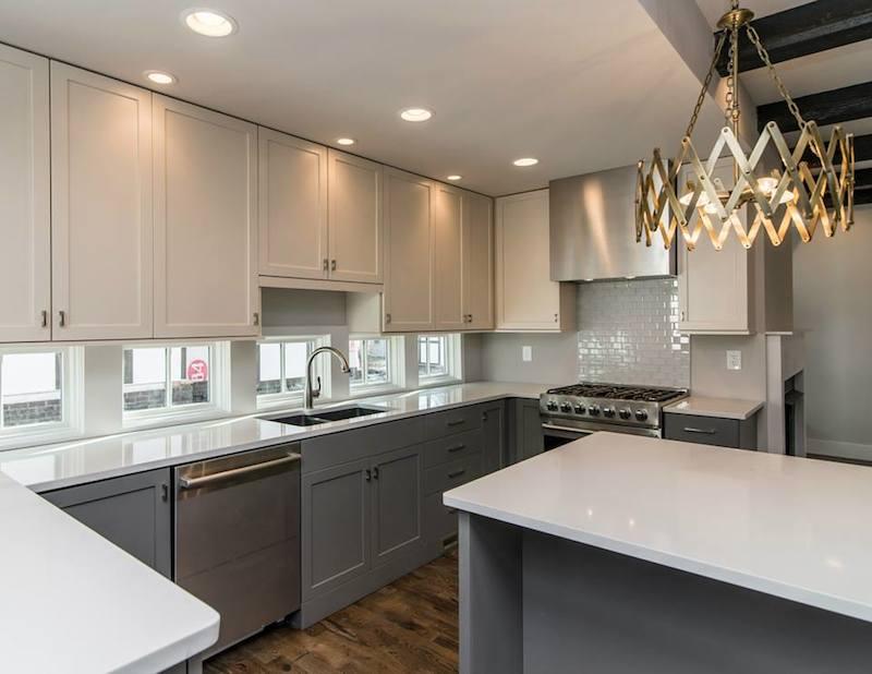 glass tile backsplash slightly glitzier alternative clear white laminated kitchen backsplash ideas design