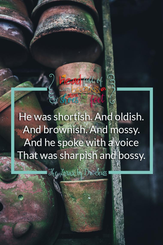 shortish and oldish
